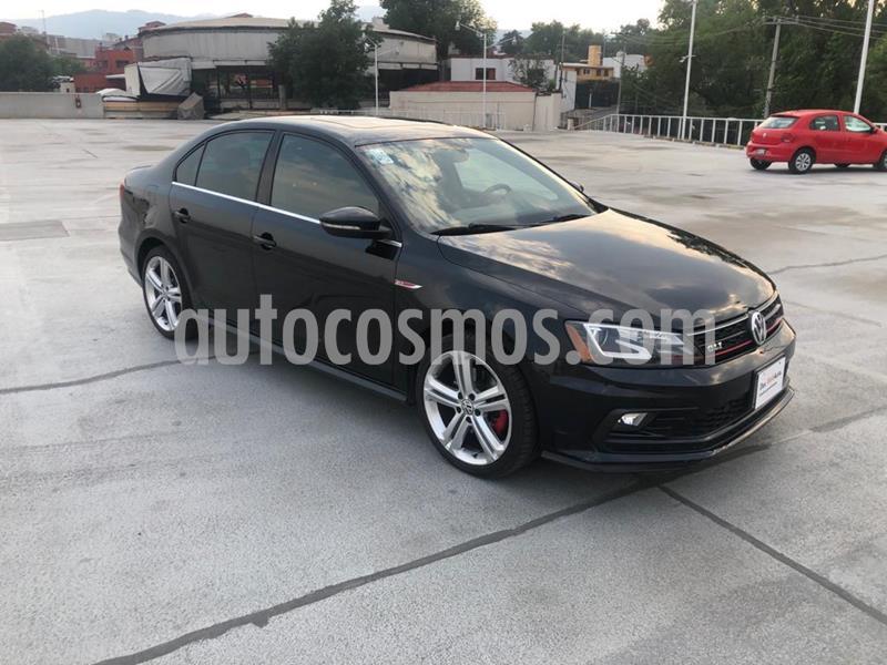 Volkswagen Jetta GLI 2.0T DSG usado (2016) color Negro Profundo precio $295,000