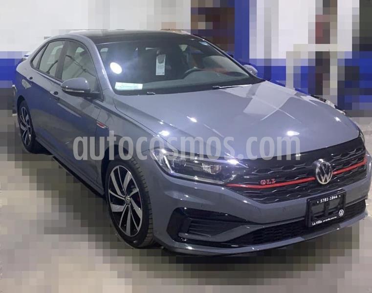 Volkswagen Jetta GLI 2.0T DSG  usado (2020) color Gris precio $1,350,000
