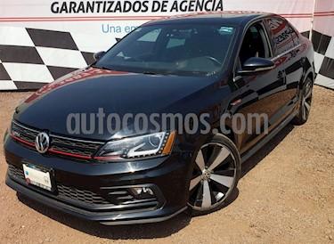 Volkswagen Jetta GLI 2.0T DSG Navegacion usado (2016) color Negro Profundo precio $285,000