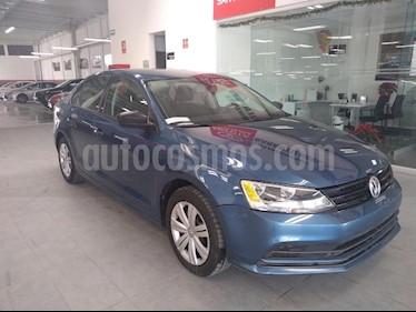 Foto venta Auto Seminuevo Volkswagen Jetta 2.0 Tiptronic (2017) color Azul precio $215,000