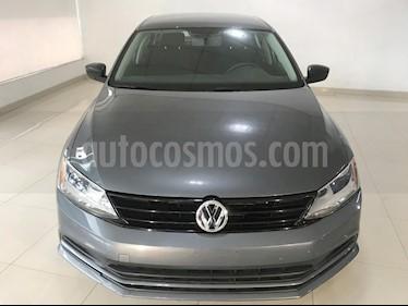 Volkswagen Jetta 2.0 Tiptronic usado (2018) color Gris Platino precio $219,900