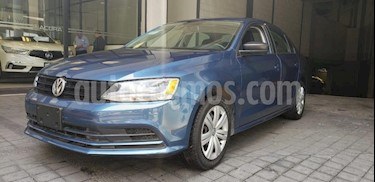 Volkswagen Jetta 2.0 Tiptronic usado (2017) color Azul precio $199,000
