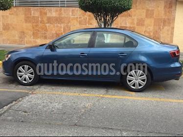 Foto Volkswagen Jetta 2.0 Tiptronic usado (2016) color Azul precio $169,000