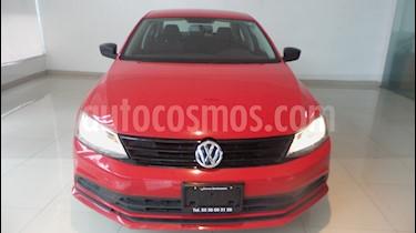Foto venta Auto usado Volkswagen Jetta 2.0 Tiptronic (2018) color Rojo Tornado precio $232,900