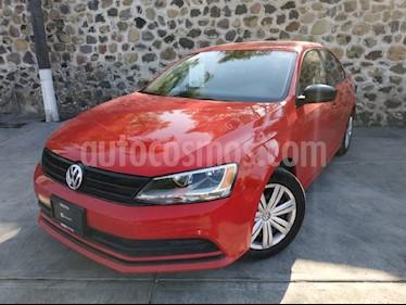 Foto venta Auto Seminuevo Volkswagen Jetta 2.0 Tiptronic (2016) color Rojo precio $205,000