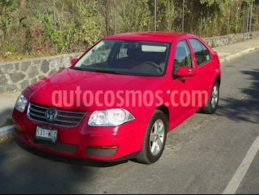Volkswagen Jetta 2.0 Tiptronic usado (2009) color Rojo Tornado precio $93,000