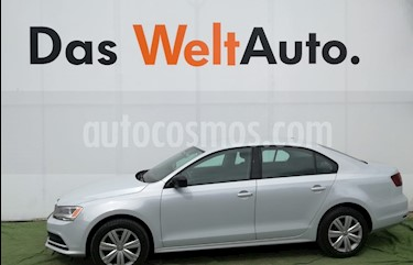 Foto venta Auto Seminuevo Volkswagen Jetta 2.0 Tiptronic (2017) color Blanco Platinado precio $266,000