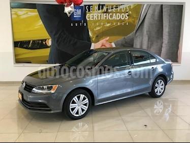 Foto venta Auto usado Volkswagen Jetta 2.0 Tiptronic (2018) color Gris precio $238,900