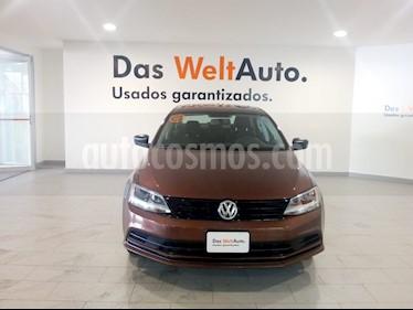 Foto venta Auto usado Volkswagen Jetta 2.0 Tiptronic (2017) color Marron precio $235,000