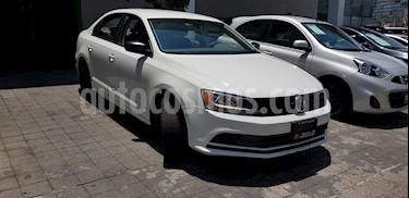 Volkswagen Jetta 2.0 Tiptronic usado (2016) color Blanco precio $193,000