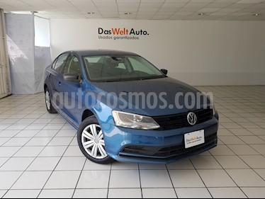 Foto venta Auto Seminuevo Volkswagen Jetta 2.0 Tiptronic (2016) color Azul precio $208,000