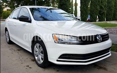 Volkswagen Jetta 2.0 Tiptronic usado (2016) color Blanco precio $180,000