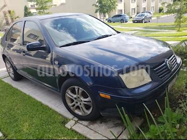 Volkswagen Jetta 2.0 usado (2001) color Azul precio $50,000