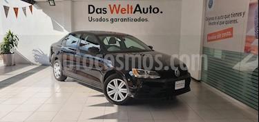 Volkswagen Jetta 2.0 usado (2016) color Negro Onix precio $199,000