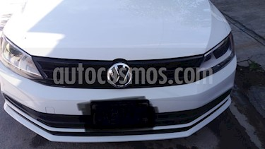 Foto Volkswagen Jetta 2.0 usado (2016) color Blanco precio $193,000