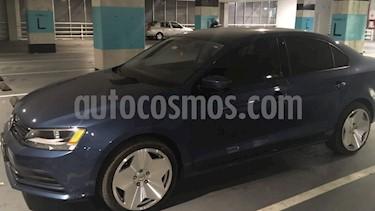 Volkswagen Jetta 2.0 usado (2016) color Gris precio $218,000