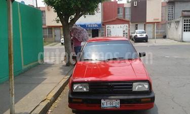 foto Volkswagen Jetta 2.0 usado (1992) color Rojo precio $20,500