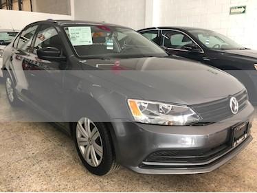Foto venta Auto usado Volkswagen Jetta 2.0 (2018) color Gris precio $244,900