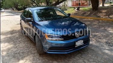 Foto venta Auto usado Volkswagen Jetta 2.0 (2017) color Azul precio $227,000