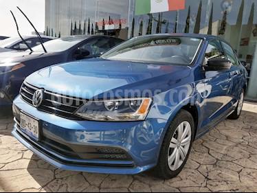 Foto Volkswagen Jetta 2.0 usado (2018) color Azul precio $215,000