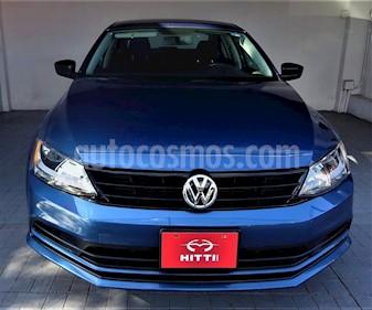 Foto venta Auto usado Volkswagen Jetta 2.0 (2018) color Azul precio $235,000