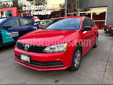 Foto Volkswagen Jetta 2.0 usado (2018) color Rojo precio $225,000