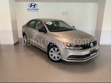 Foto venta Auto usado Volkswagen Jetta 2.0 (2016) color Marron precio $175,000
