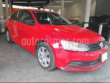 Foto venta Auto usado Volkswagen Jetta 2.0 (2016) color Rojo Tornado precio $175,000
