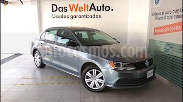 Foto venta Auto Seminuevo Volkswagen Jetta 2.0 (2018) color Gris Platino