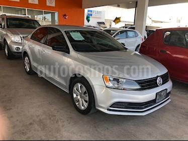 Foto venta Auto usado Volkswagen Jetta 2.0 (2016) color Plata precio $185,000