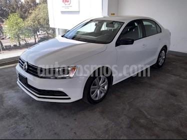 foto Volkswagen Jetta 2.0 usado (2017) color Blanco precio $190,000