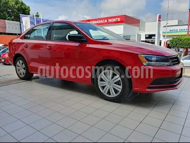 Foto venta Auto usado Volkswagen Jetta 2.0 (2016) color Rojo precio $194,900