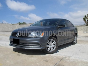 Foto venta Auto usado Volkswagen Jetta 2.0 (2018) color Gris Platino precio $245,000