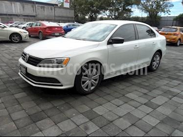 Foto venta Auto usado Volkswagen Jetta 2.0 (2017) color Blanco precio $205,000
