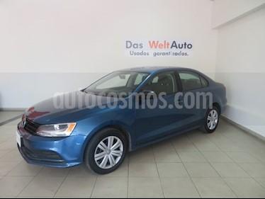 Foto venta Auto usado Volkswagen Jetta 2.0 (2018) color Azul precio $230,508