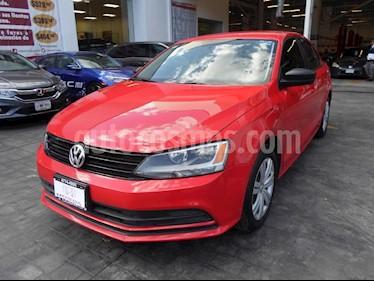 Foto venta Auto Seminuevo Volkswagen Jetta 2.0 (2016) color Rojo precio $180,000