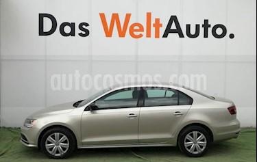 Foto venta Auto usado Volkswagen Jetta 2.0 (2016) color Plata Reflex precio $210,000