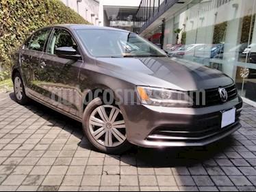 Foto Volkswagen Jetta 2.0 usado (2017) color Gris precio $239,000