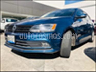 Volkswagen Jetta 4P SPORTLINE L5 2.5 AUT B/A/C usado (2015) color Azul Claro precio $209,000