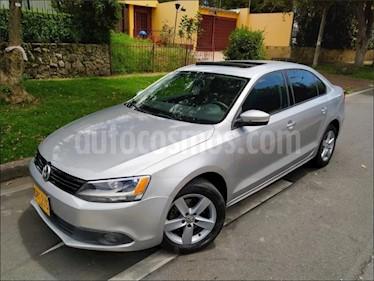 Volkswagen Jetta 2.5L Comfortline Aut usado (2012) color Plata Hielo precio $33.900.000
