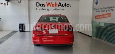 foto Volkswagen Jetta Comfortline 2.0 Aut usado (2018) color Rojo precio $269,000