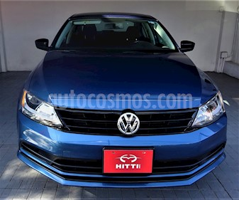 Foto venta Auto usado Volkswagen Jetta Comfortline 2.0 (2018) color Azul precio $235,000