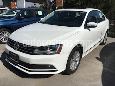 Volkswagen Jetta Comfortline Tiptronic usado (2018) color Blanco precio $260,000