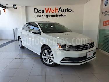 Volkswagen Jetta Comfortline Tiptronic usado (2015) color Blanco precio $209,000