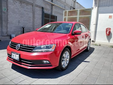 Foto venta Auto usado Volkswagen Jetta Comfortline Tiptronic (2016) color Rojo Tornado precio $225,000