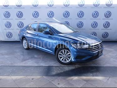 Volkswagen Jetta Comfortline Tiptronic usado (2019) color Azul precio $329,000