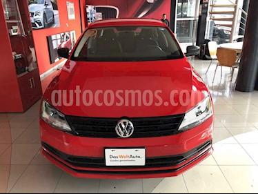 Volkswagen Jetta Comfortline Tiptronic usado (2018) color Rojo precio $235,000