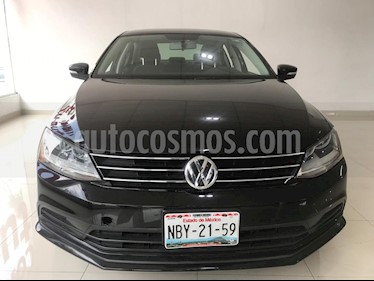 Volkswagen Jetta Comfortline Tiptronic usado (2017) color Negro precio $239,000