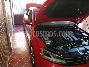 Volkswagen Jetta Comfortline Tiptronic usado (2016) color Rojo Tornado precio $195,000