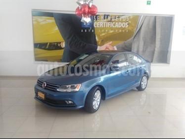 Foto Volkswagen Jetta Comfortline Tiptronic usado (2016) color Azul precio $231,900
